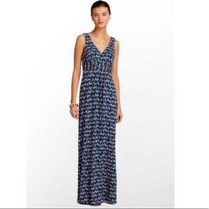 Lilly Pulitzer Oh Buoy Sloane Maxi Dress